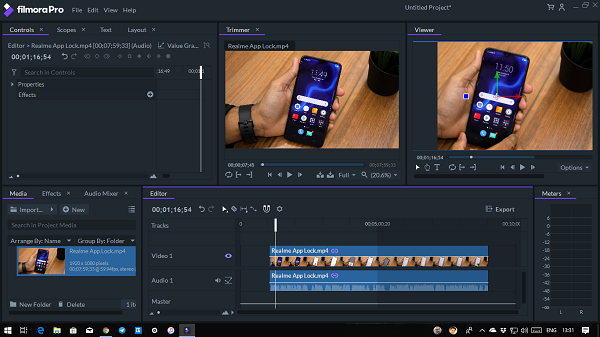 Filmora9 Video Editing Software Video Editing Video Editor