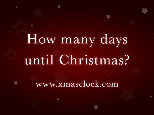 how many days until christmas 2016 wwwxmasclockcom is your christmas countdown 2016 set it as your homepage to count the number of days until christmas