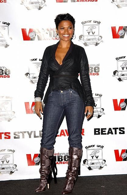 Nia long in tight jeans doubt. consider