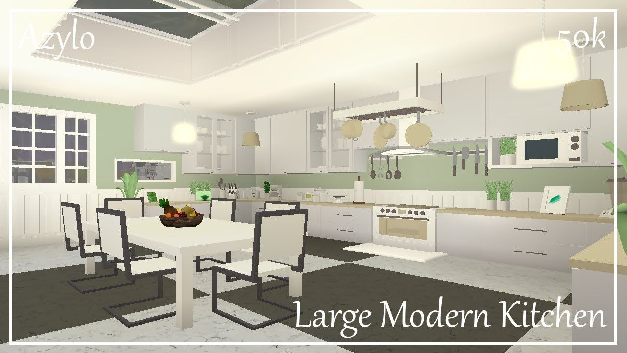 Modern Kitchen Ideas Bloxburg House Design Kitchen Modern Large Kitchens Modern Kitchen Design