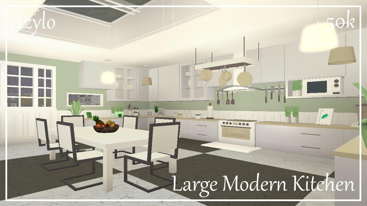 3 Aesthetic Kitchen Ideas Roblox Bloxburg Cute766