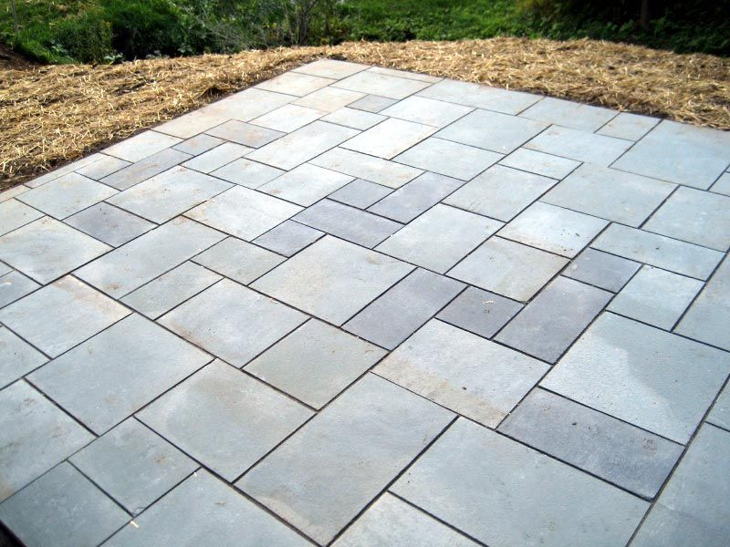 Flagstone Patio Pavers Designs Landscaping Gardening Ideas - Flagstone patio patterns