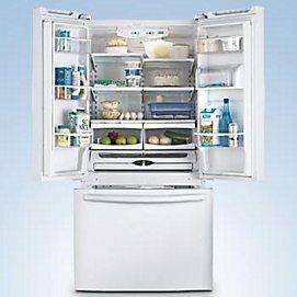 Kenmore Elite 22 Cu Ft 3 Door Bottom Mount 30 Refrigerator