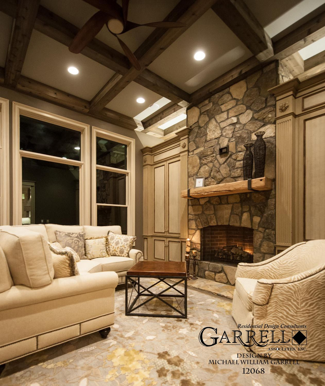 Amicalola Cottage House Plan 12068 Keeping Room