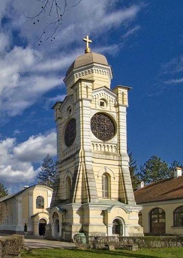 Church of the Holy Trinity, Kragujevac, Serbia