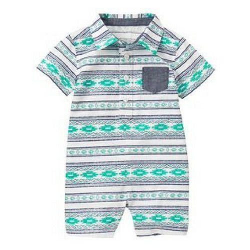 229a95c63725 Gymboree Cactus Cutie toddler boys one piece outfit romper  Gymboree   Everyday