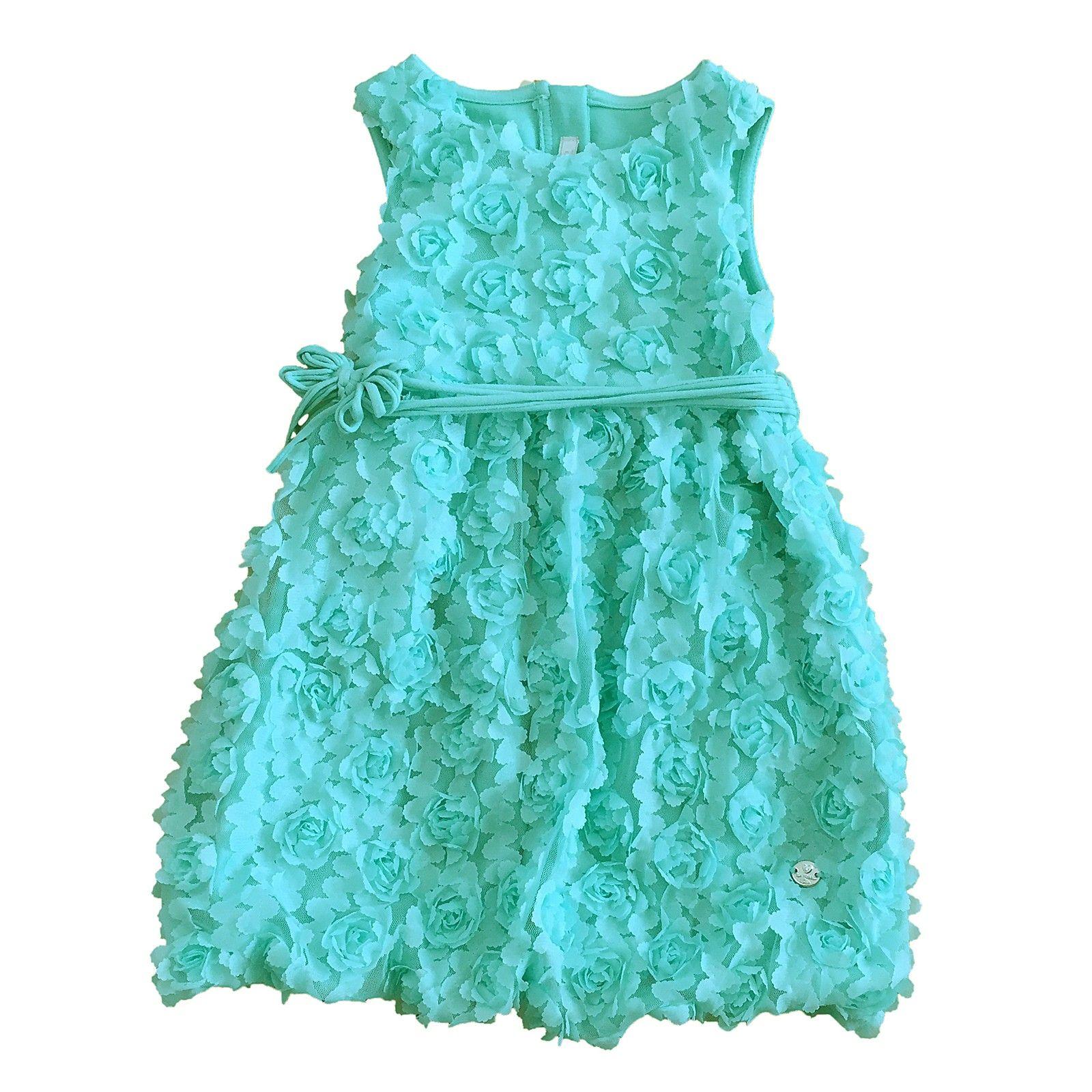 Vestiti Verde Tiffany Bambina.Vestito Cerimonia Tiffany Mayoral Bambina L Armadio Del