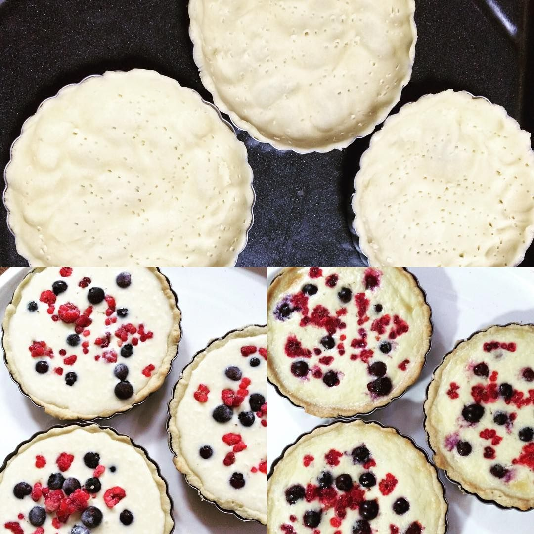 Mustikka-vadelma torttu;)#mustikka#vadelma#torttu#pie#tart#tarte#blueberry#raspberry #raspberries #blueberries#leipomo#leivotaan#leivotaan#leivonta #leipominen#かな工房#タルト生地#タルト#ブルーベリー#ラズベリー#チーズタルト#juusto#kermajuusto#bakingandtraveling#cheesetart #creamcheese