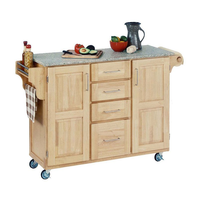 Best Home Styles Slate Top Kitchen Cart House Styles Dining 400 x 300