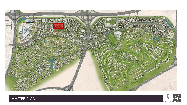Emaar Acacia Park Heights Mohammed Bin Rashid