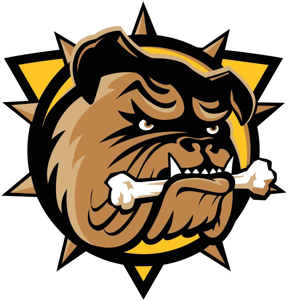 Hamilton Bulldogs Ontario Hockey League Ohl Sports Logo