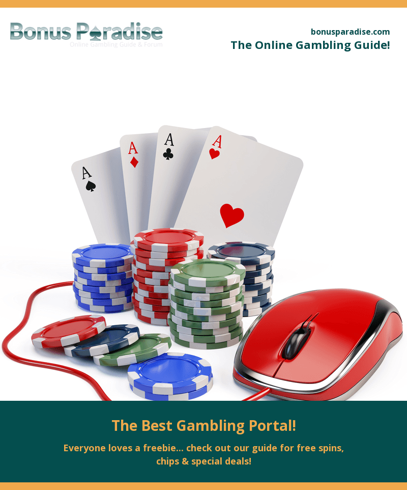 Internet gambling portal free slot machines for real money