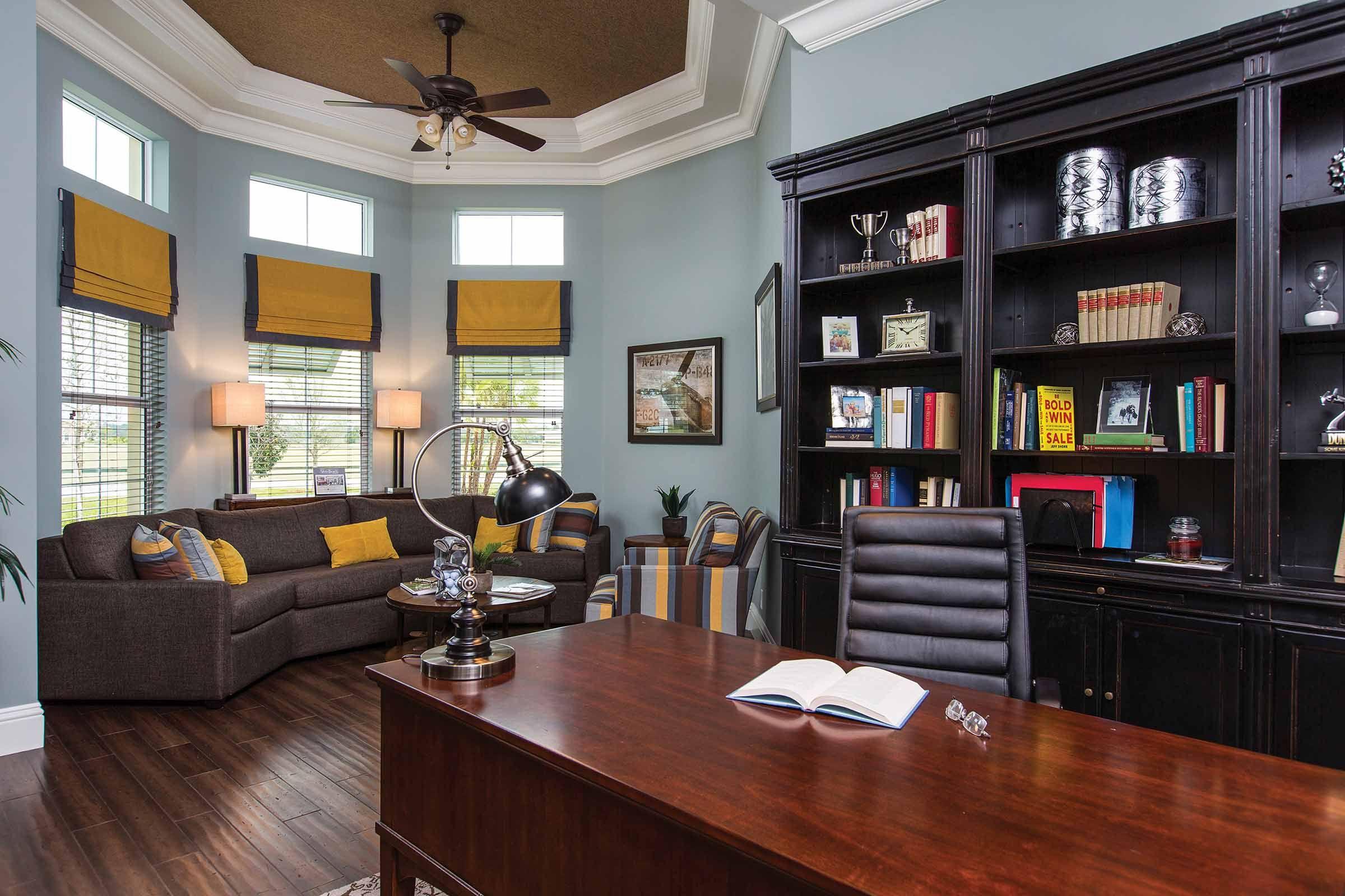 home office decorators tampa tampa. Arthur Rutenberg Homes Custom Home Design Living Area: 3445 SF Office Decorators Tampa T
