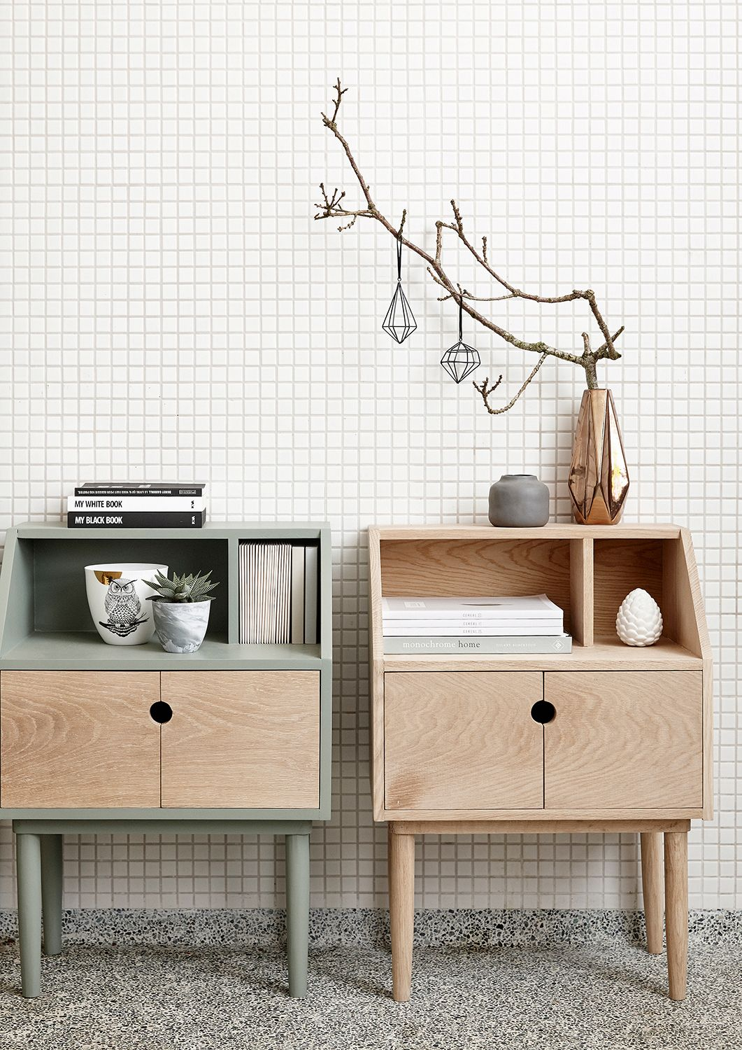 laterne 2er set wei aus keramik mit lederhenkel nordic style pinterest m bel. Black Bedroom Furniture Sets. Home Design Ideas