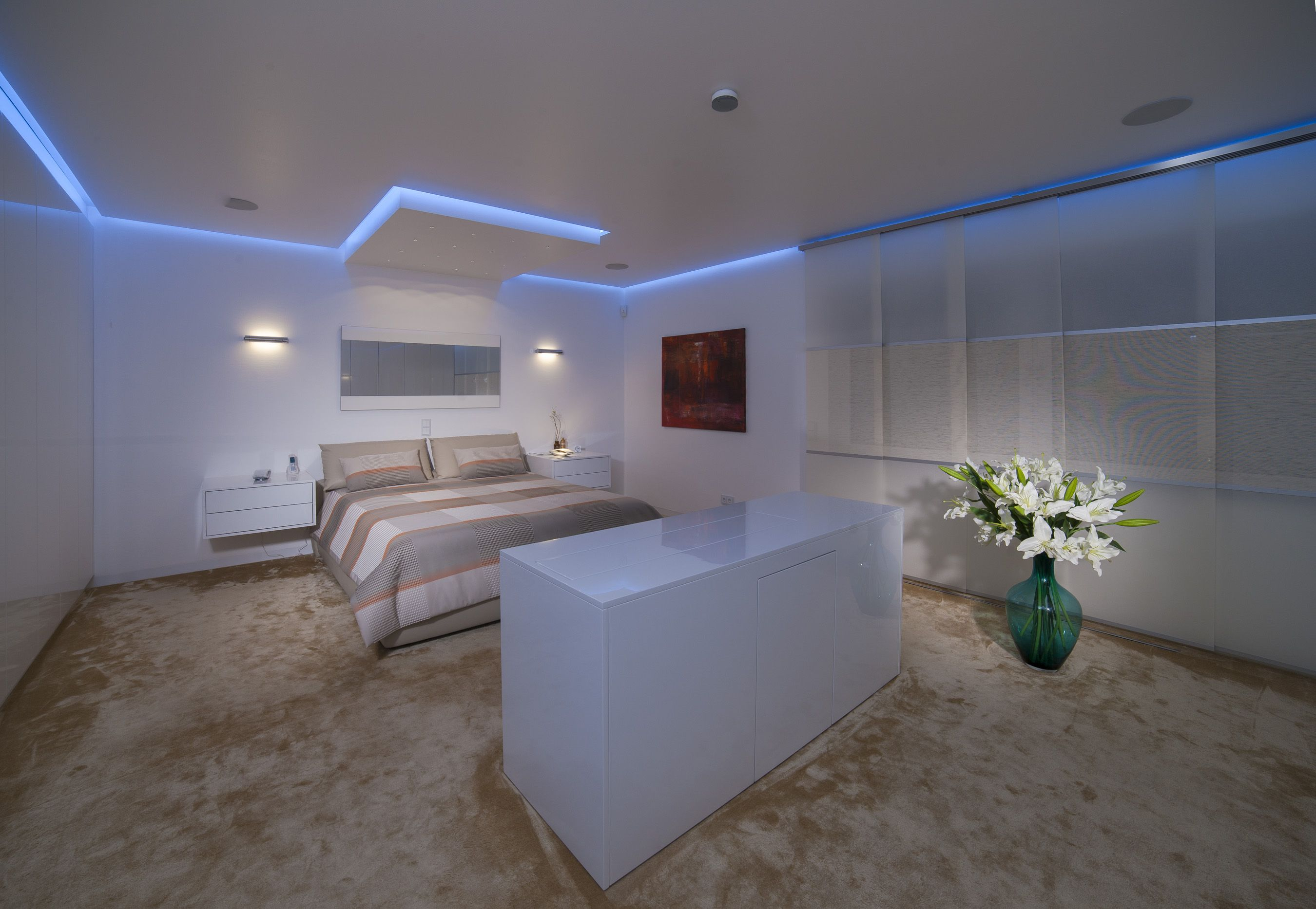 Led Profilelement Lichtdesign Konzept Realisierung Badezimmer Licht Badbeleuchtung