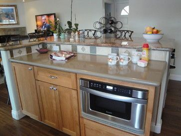 Craftman Styled Huntington Beach Bungalow Remodel traditional kitchen