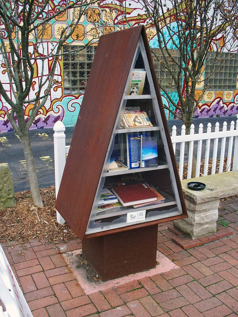 OH Akron - Little Free Library