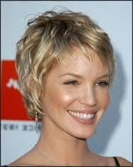 Wash And Go Hairstyles For Fine Hair Short Wash And Go Hairstyles  Google Search  Haircuts  Pinterest