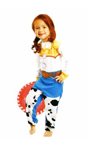 d31f6e30299d2d Fantasia Infantil Jessie (Toy Store 3) Longa Rubies Disney/Pixar ...