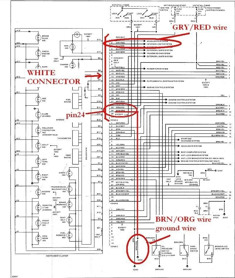 Bmw E39 Engine Diagram Wiring Diagrams Instruction Fair
