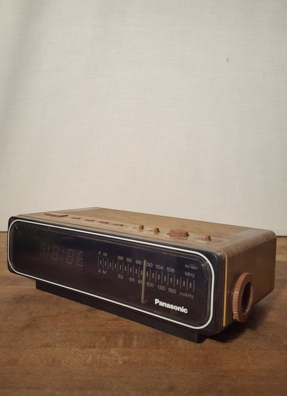 Vintage Panasonic RC-6115 Digital Electronic by HailleysCloset