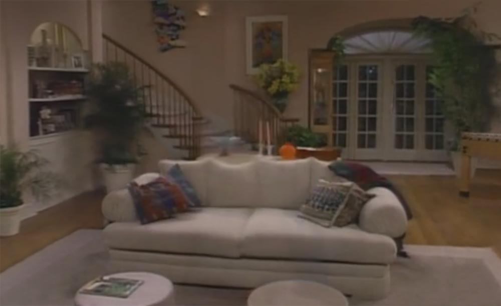 90 S Sitcom Living Rooms Living Room 90s Living Room Background Living Room Sets