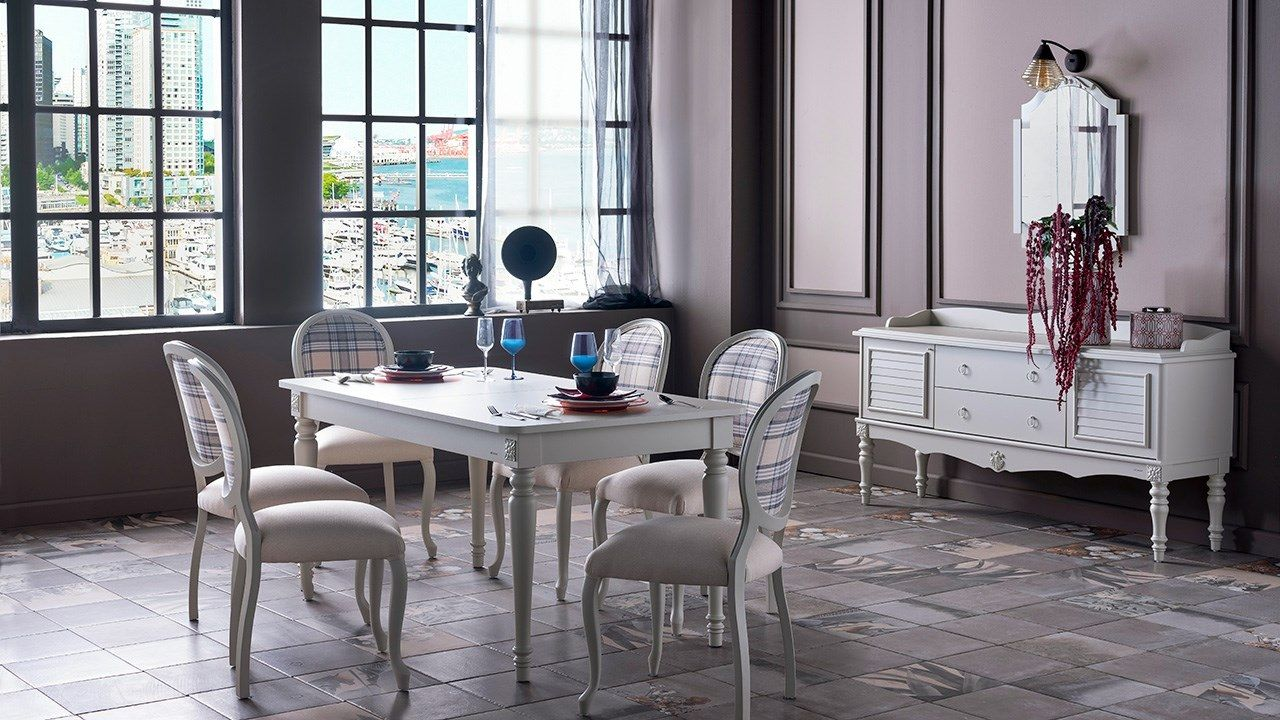 Pery Yemek Odasi Takimi Istikbal 2020 Guzel Mutfaklar Mobilya Home Fashion