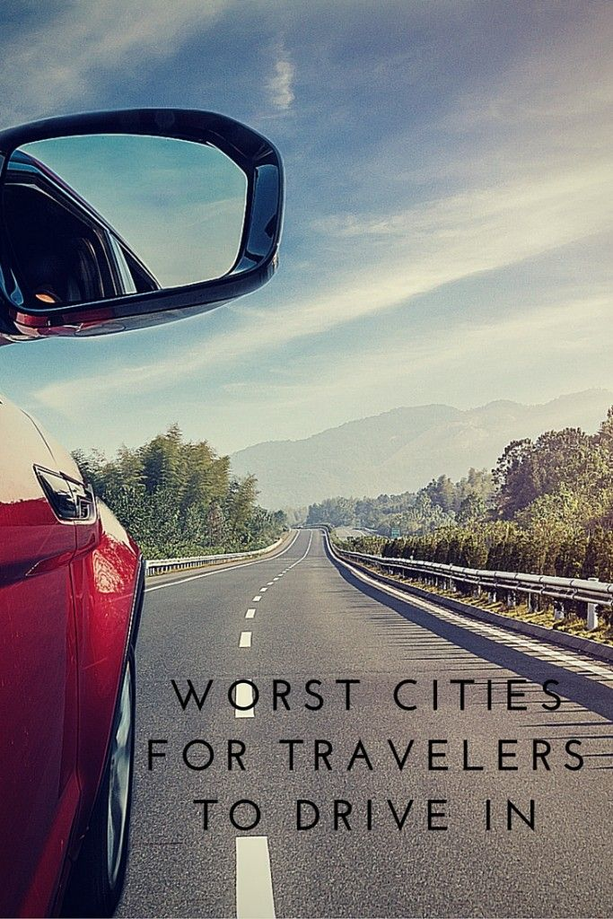 The Worst Cities For Travelers To Drive In http://blog.atlastravelweb.com/travel-advice/the-worst-cities-for-travelers-to-drive-in/