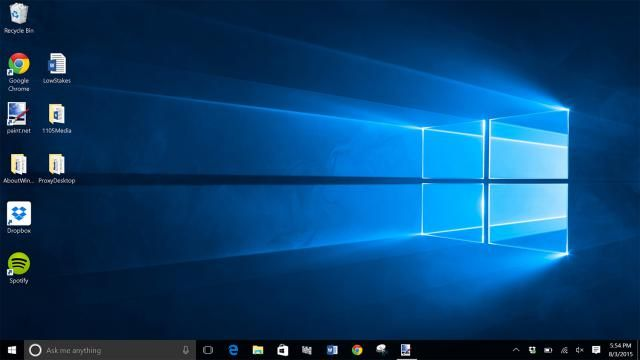 Windows 10 has a lot to offer, but to get started, you need a good understanding of the user interface, or UI. Here's a tour of the features.
