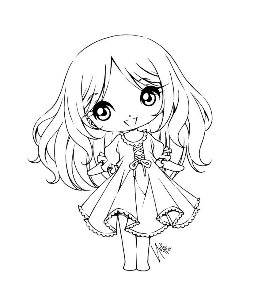 aria... 02 by *sureya on deviantART | Chibi coloring pages ...