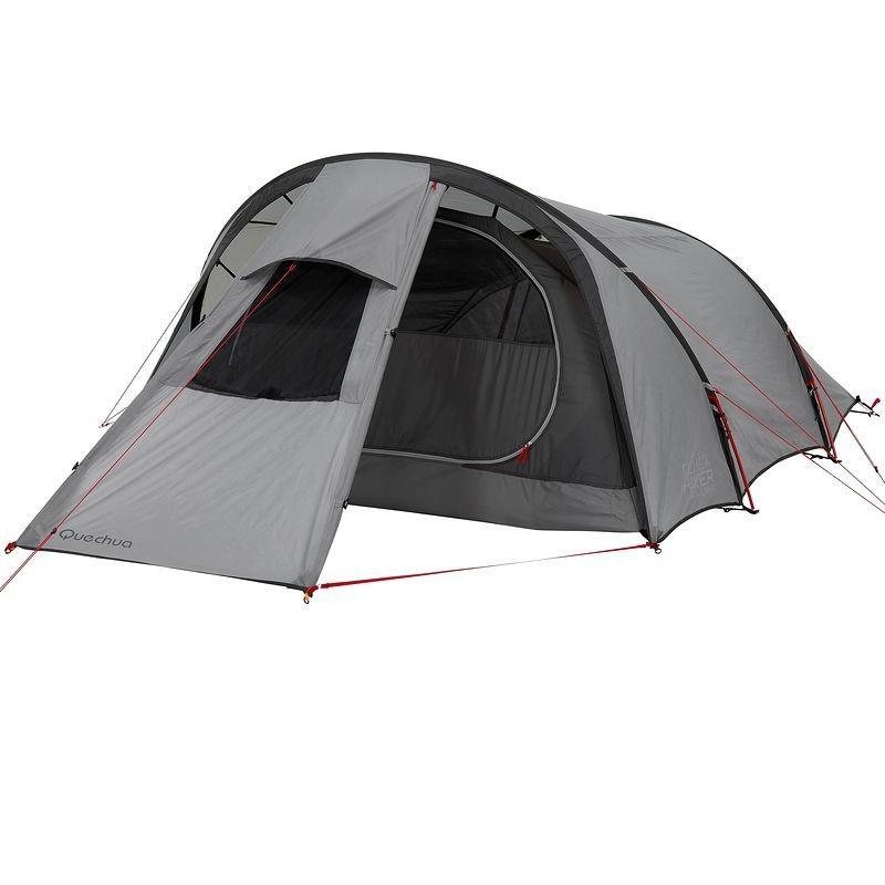 Randonnee Camp Du Randonneur Camping Tente 3 Places Quickhiker Ultralight Quechua Tentes Camping En Tente Sport En Ligne Et Camping Tente