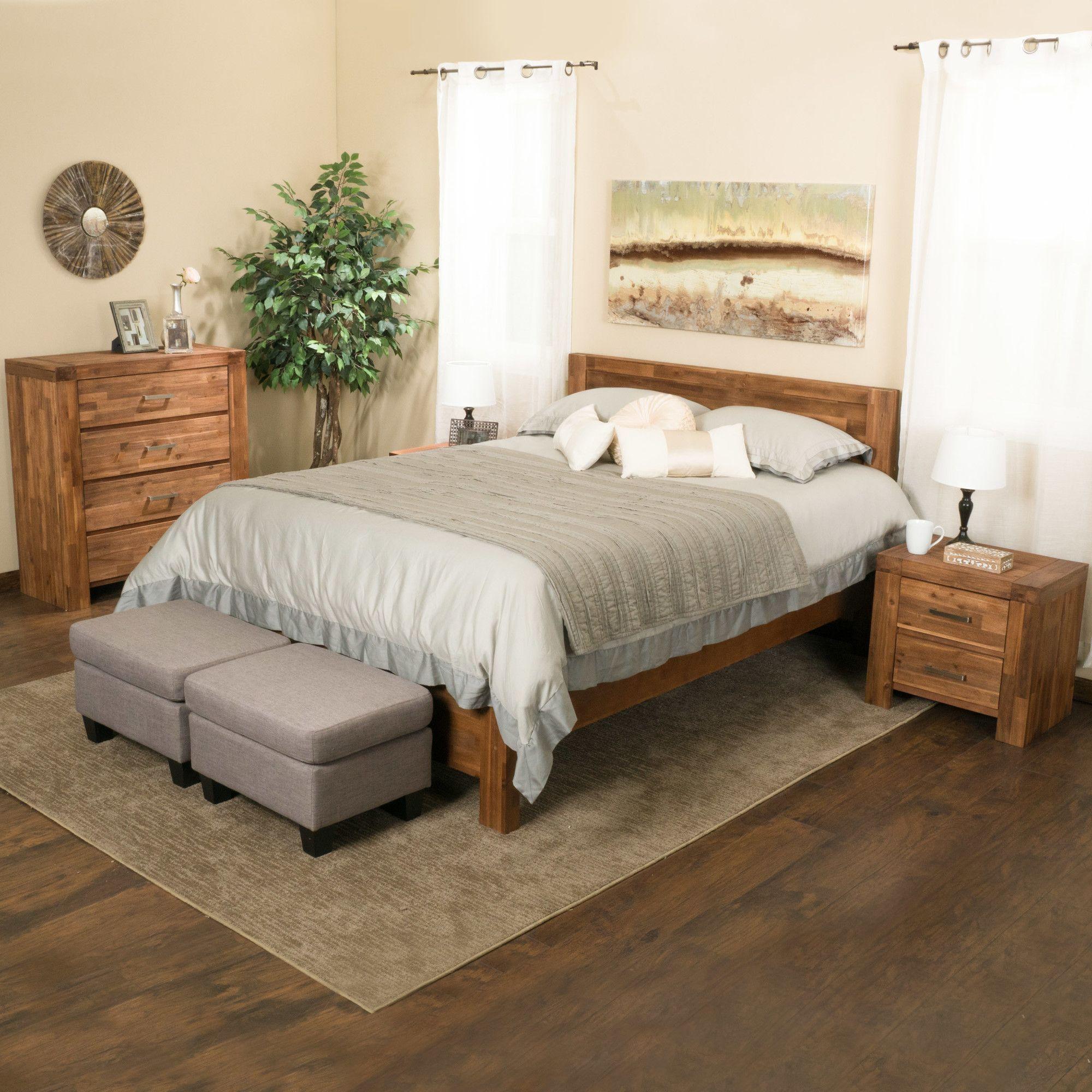 Montero platform piece bedroom set products pinterest products