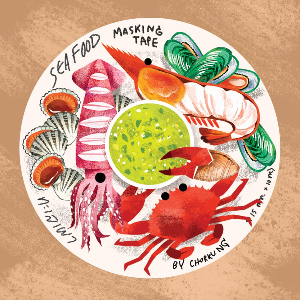 Search Projects Photos Videos Logos Illustrations And Branding On Behance Seafood Art Thai Recipes Food Illustrations