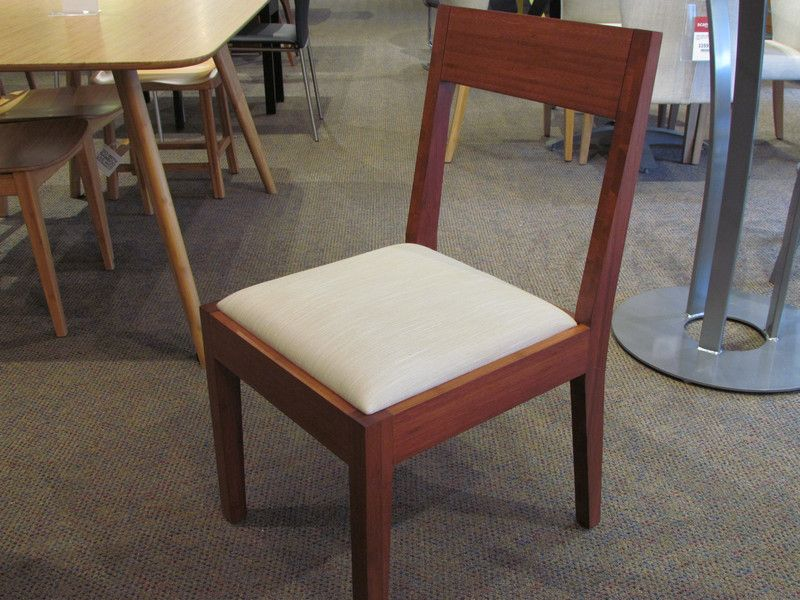 Hazel Upholstered Bamboo Dining Chair By Greenington Scan Home Inspiration Scan Home Furniture