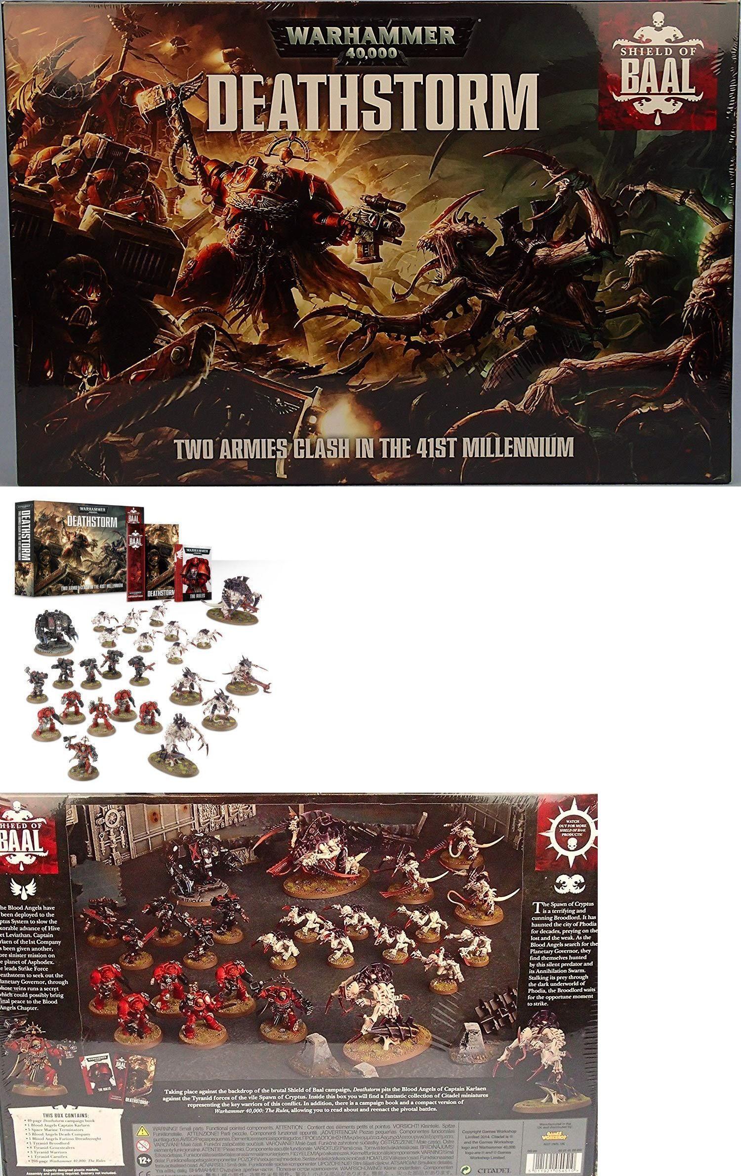40K Starter Sets 183472 Warhammer 40K Gw Games