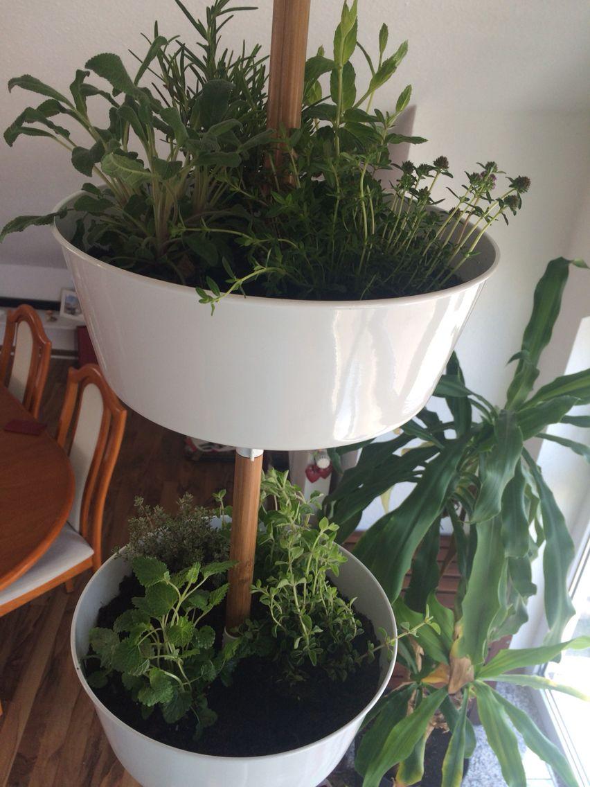 Kräuterampel Ikea | living room | Pinterest | Balkongarten ...