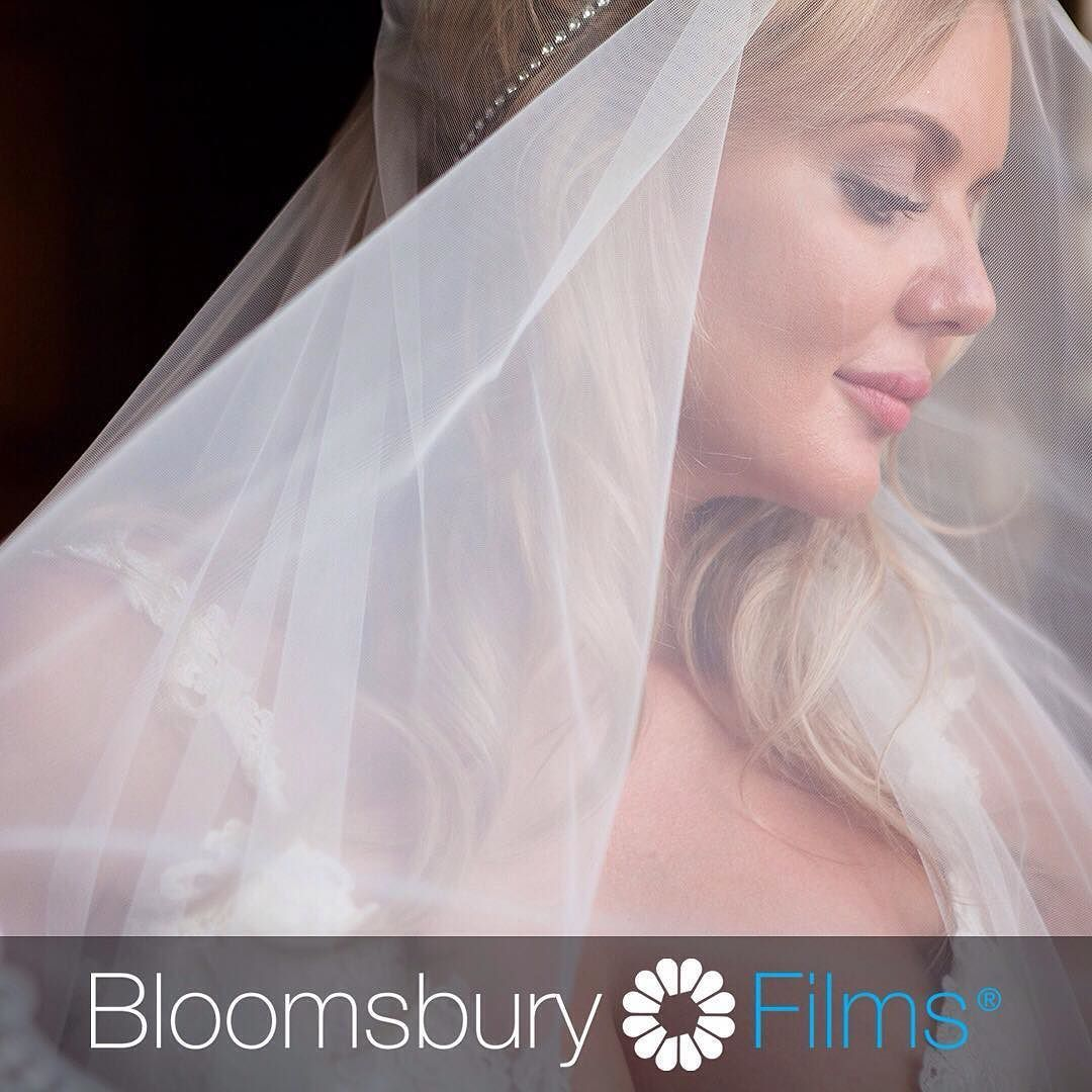 Filming A Wedding Today What A Beautiful Bride! Love This