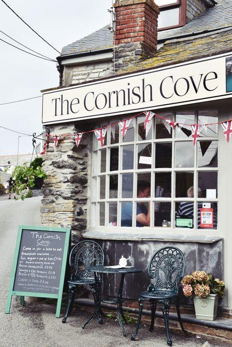 Südengland Roadtrip - 5 zauberhafte Küstenorte in Cornwall #aroundtheworldtrips
