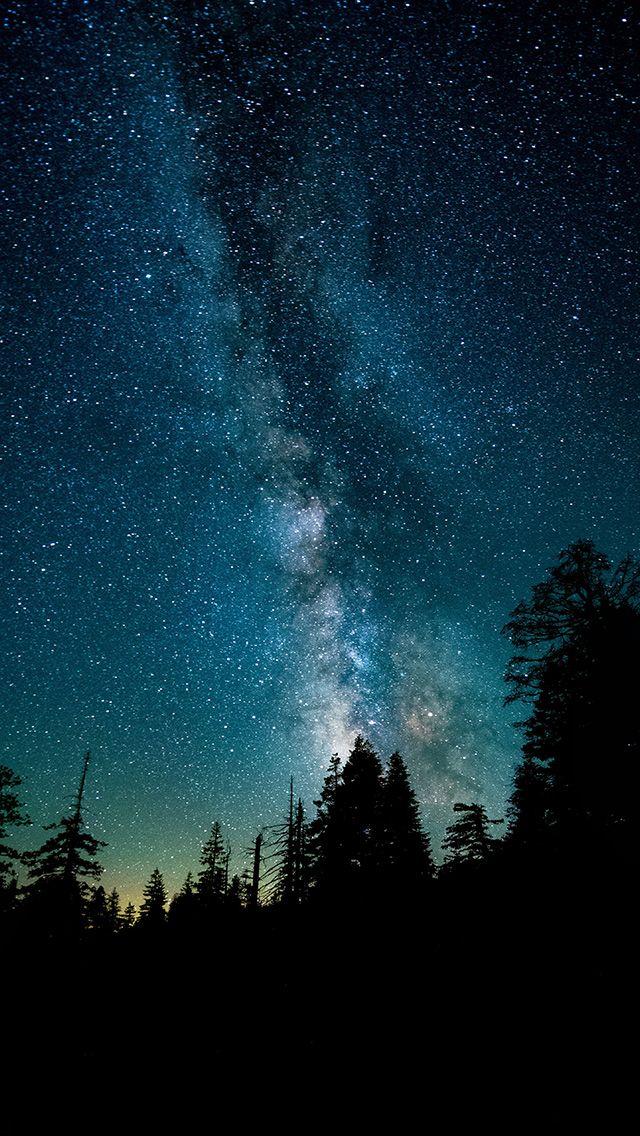 Freeios8 Com Ns70 Night Sky Star Space Nature