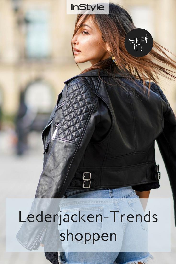 Fashion Blogazine | Lederjacken Trends für den Herbst | C