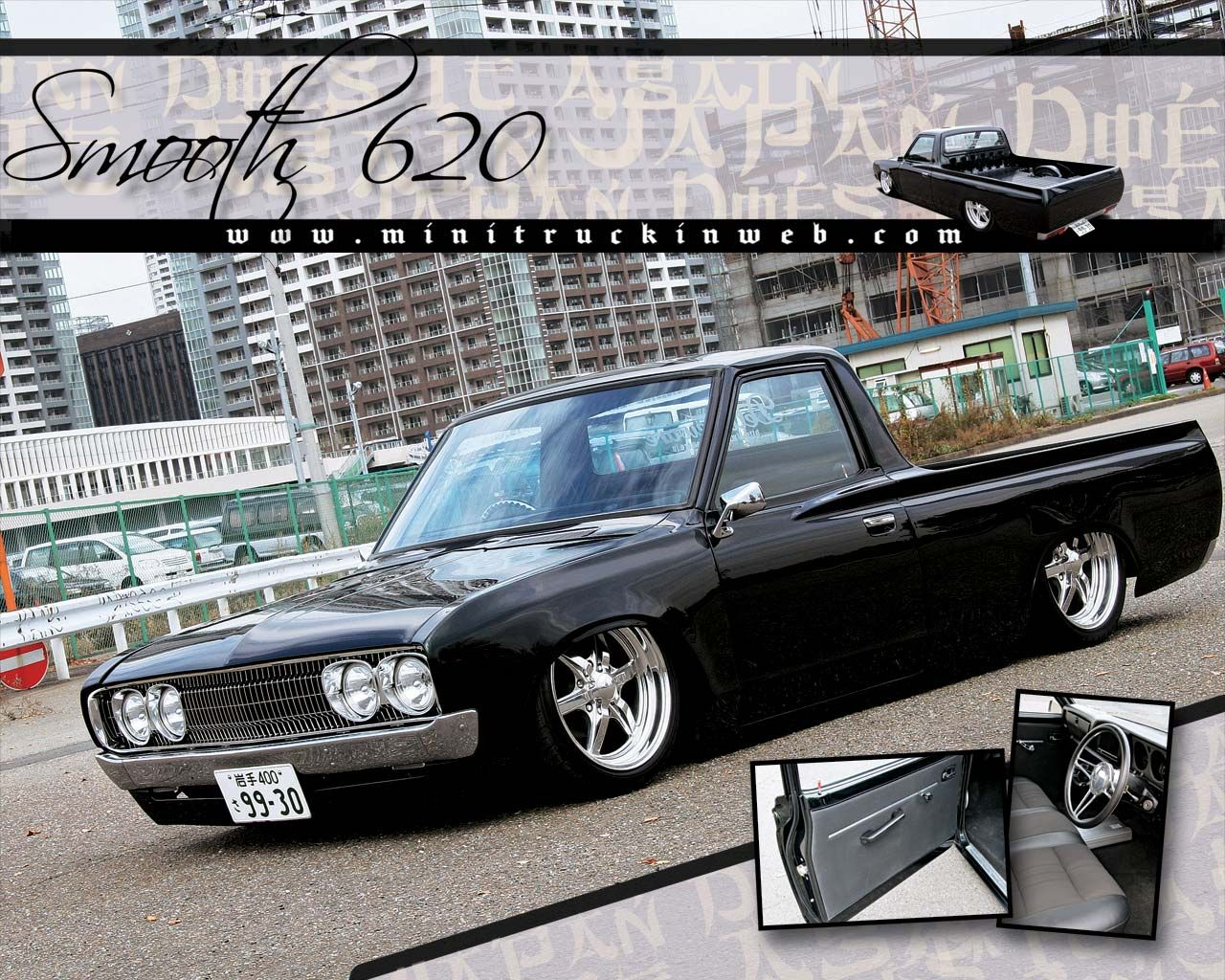 76 datsun pickups for sale the datsun 620 is one of the most beautiful - Read About This Custom 1979 Datsun 620 Mini Truck Out Of Akita Japan Featuring Air Ride Suspension And A Body Drop At Mini Truckin Magazine