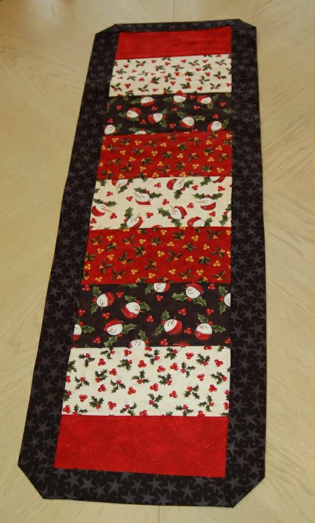 Oopps Quilted Table Runners Table Runner Diy Table Quilts