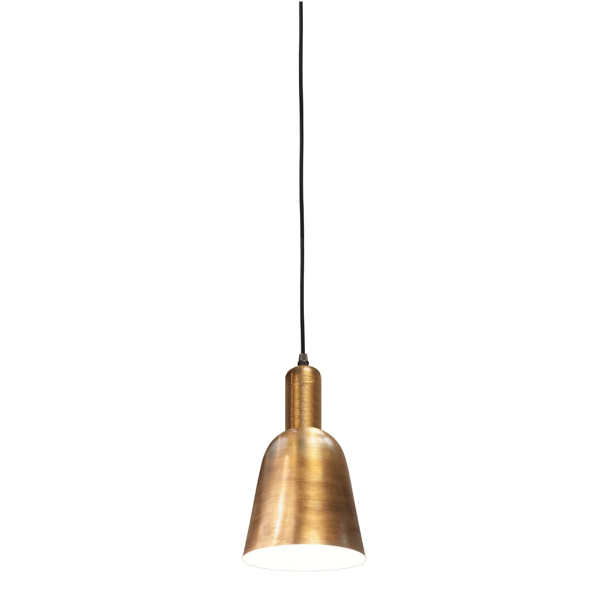 vtwonen hanglamp Glow brons