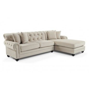 Elegant Victoria 2 Piece Left Arm Facing Sectional 799 Epit I Love This Sofa  W/chaise Nice Design