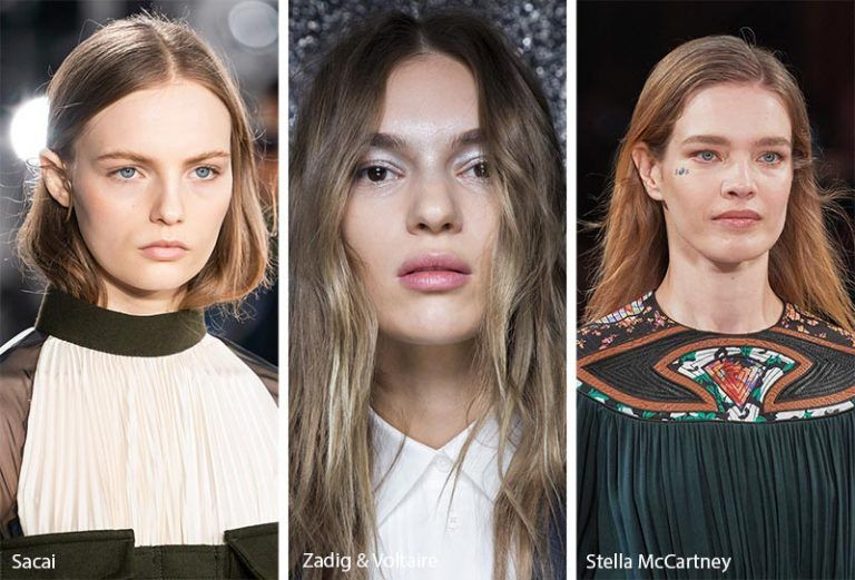 Fall Winter 2020 2021 Hairstyle Trends Hair Trends Winter Hair Color Trends Hair Color Trends