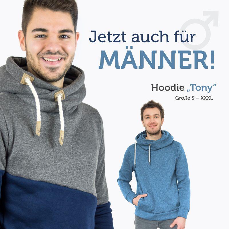 """Kapuzenpullover """"Tony"""" für Männer   Kapuzenpullover"""