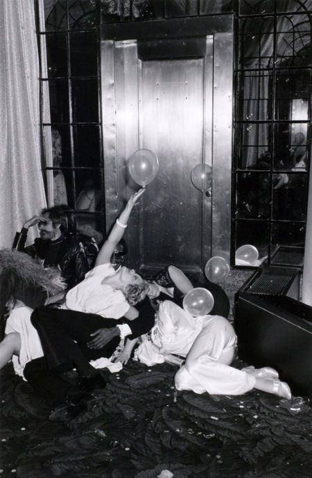 Wasted @ Studio 54 (1970s)