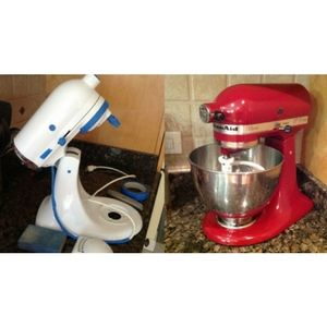 Step By Instructions On How To Repaint Your Kitchen Aid Stand Mixer Like A Pro