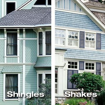 Choose The Best Material For Your Home S Exterior With Our Guide To Siding Options House Siding House Siding Options House Exterior