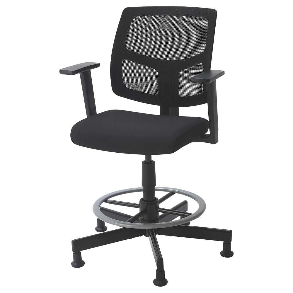 ikea garka vissle black swivel chair  swivel chair chair